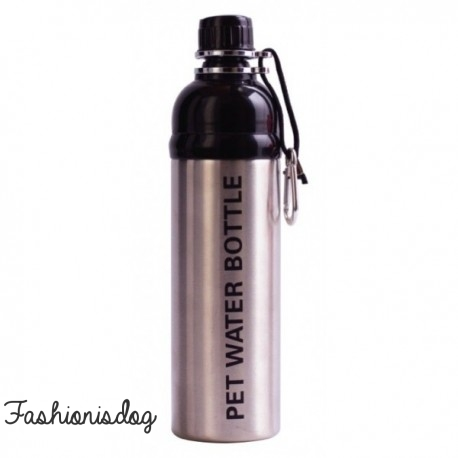 Gourde Long Paws Silver - 750 ml