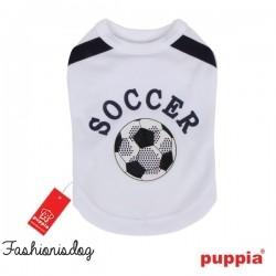 T-shirt Puppia Worldpup blanc