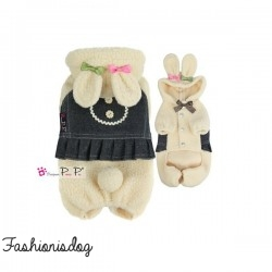 4 Patt' Pretty Pet Mrs Bunny Jumper Pants