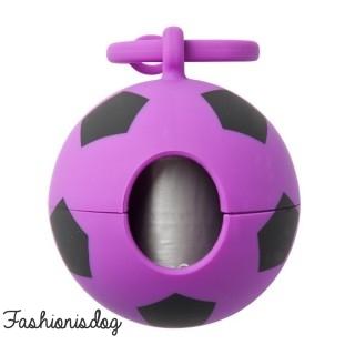 Ramasse-crottes Bon Ton ball violet United Pets