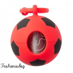 Ramasse-crottes Bon Ton ball rouge United Pets