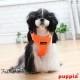 Harnais Puppia veste Neon orange