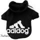 Sweat Adidog noir