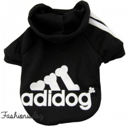 Sweat Adidog noir