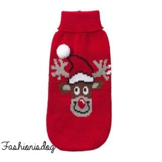 Pull Christmas Rudolph House Of Paws