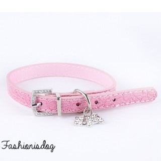 Collier Candy rose