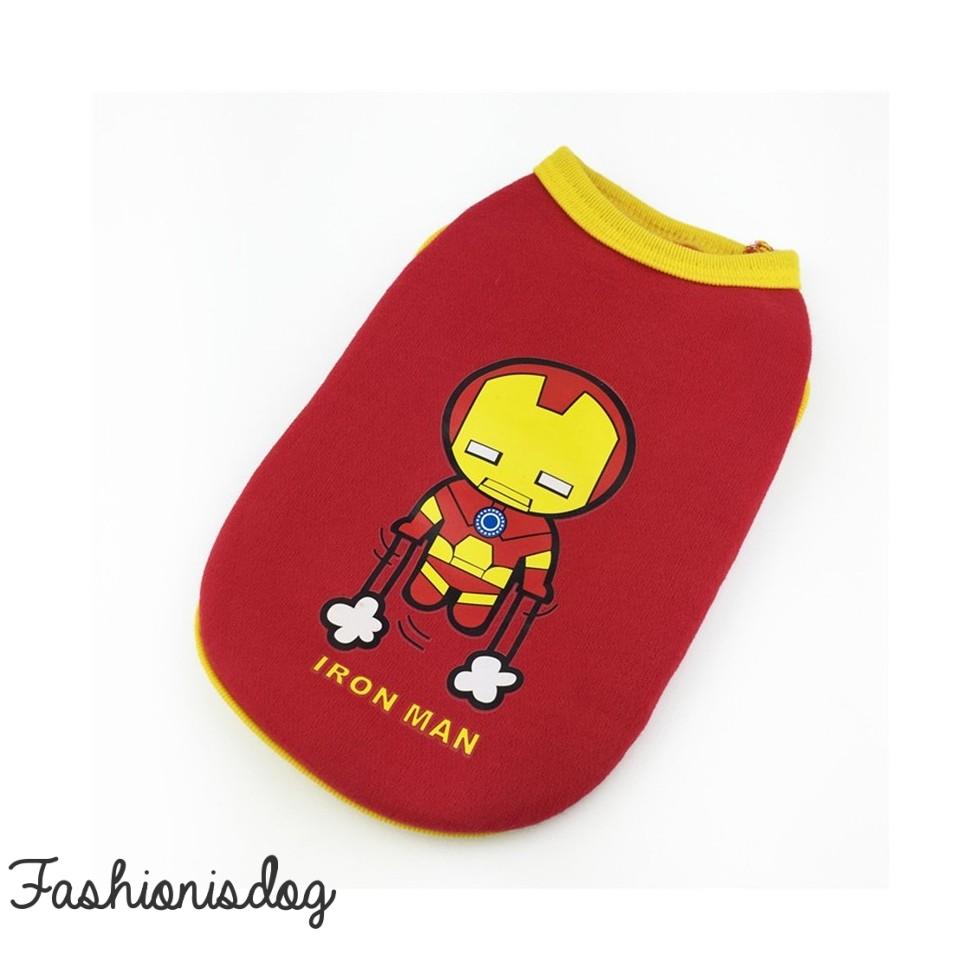 Sweat super héros Iron Man