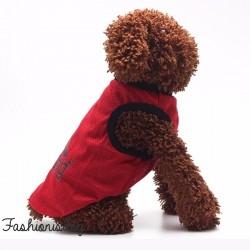 T-shirt Adidog rouge