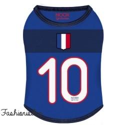 T-shirt EURO 2016 bleu Noox