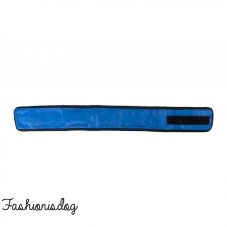 Collier rafraîchissant bleu