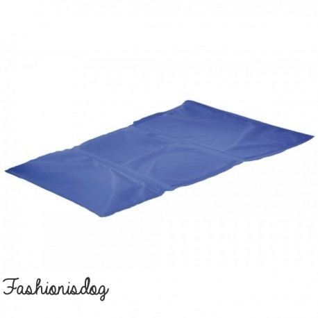 Tapis rafraîchissant bleu