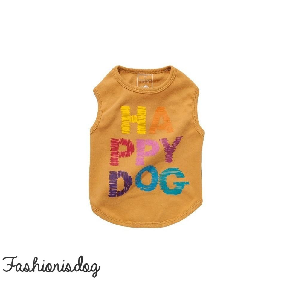 T-shirt Happy Dog Bobby