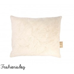 Coussin Misty beige
