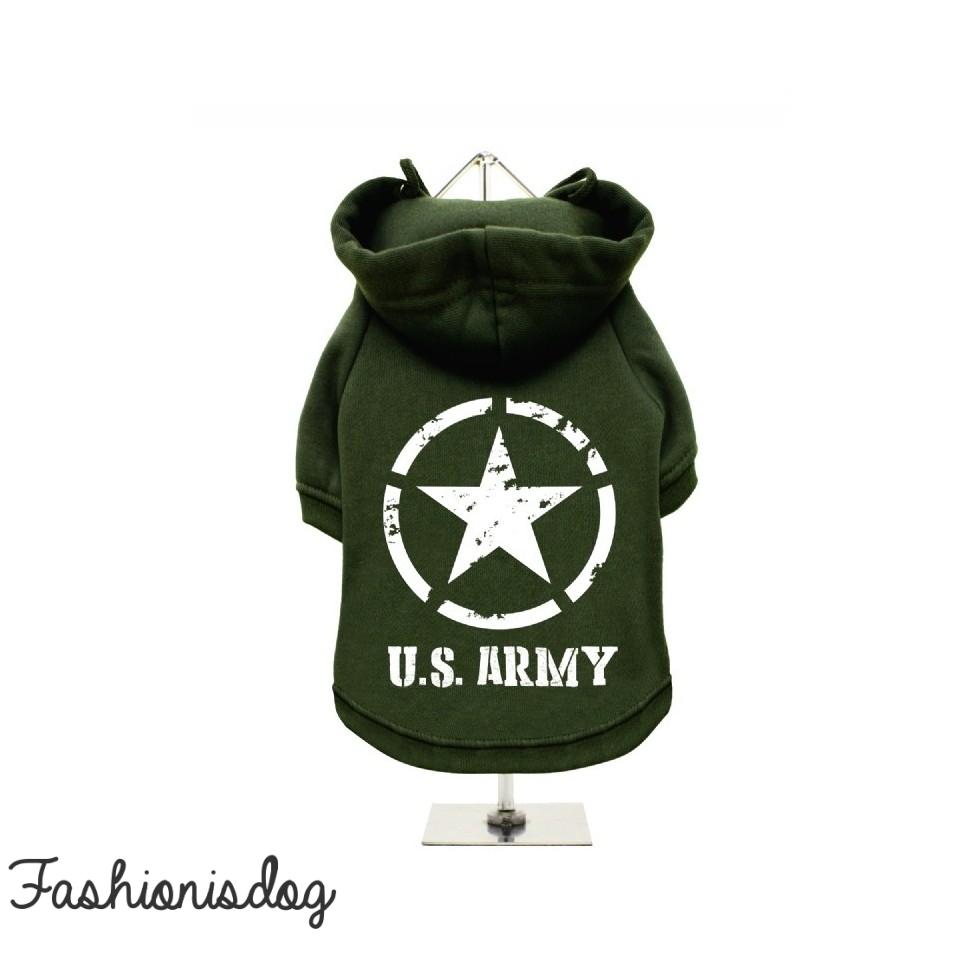 Hoodie U.S. Army Urban Pup