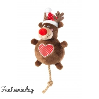 Peluche Rudolph Snowball House of Paws