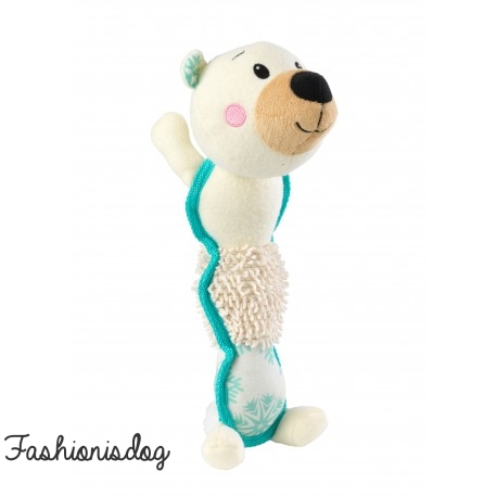 Peluche Polar Bear House of Paws