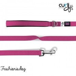 Laisse Curli Basic Berry