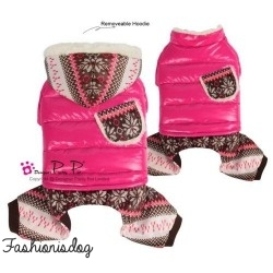 4 Patt' Pretty Pet Eskimo Jumper