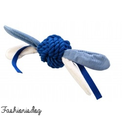 Jouet Rope Blue Balls House of Paws