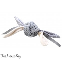 Jouet Rope Grey Balls House of Paws