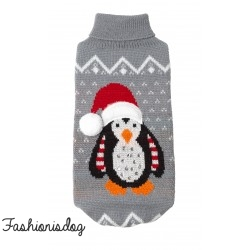 Pull Christmas Penguin House Of Paws
