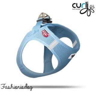 Harnais Curli Vest Air-Mesh bleu ciel