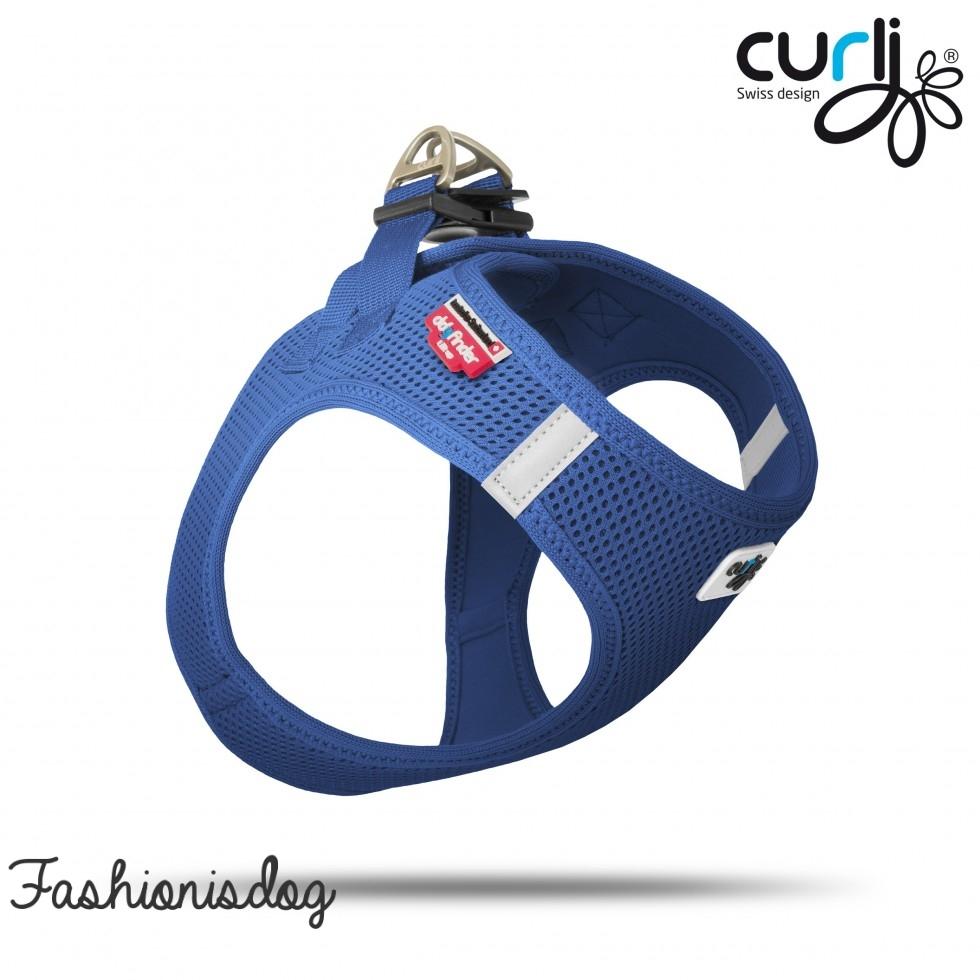 Harnais Curli Vest Air-Mesh bleu
