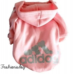 Sweat Adidog rose