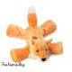 Jouet Sparkle Fox big paws House of Paws
