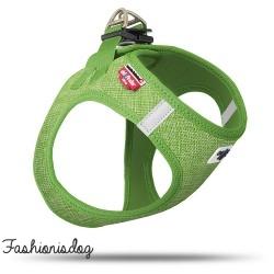 Harnais Curli Vest Air-Mesh Linen-Lime