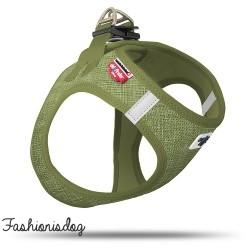 Harnais Curli Vest Air-Mesh Linen-Olive
