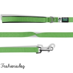 Laisse Curli Basic Lime