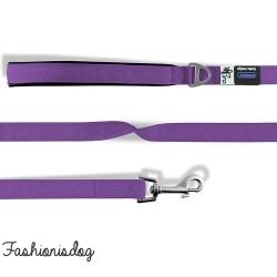 Laisse Curli Basic Lilac