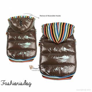 Doudoune Pretty Pet Reversible Hoodie Jacket