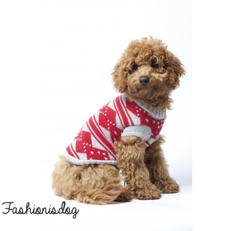 PULL DOGS DEPARTMENT ALIA GRIS ET ROUGE