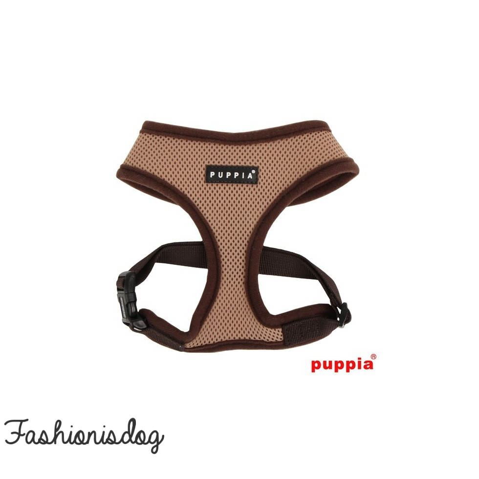 Harnais Puppia Soft Harness beige