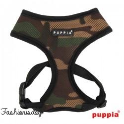 Harnais Puppia Soft Harness camo