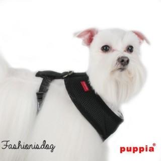 Harnais Puppia Soft Harness noir