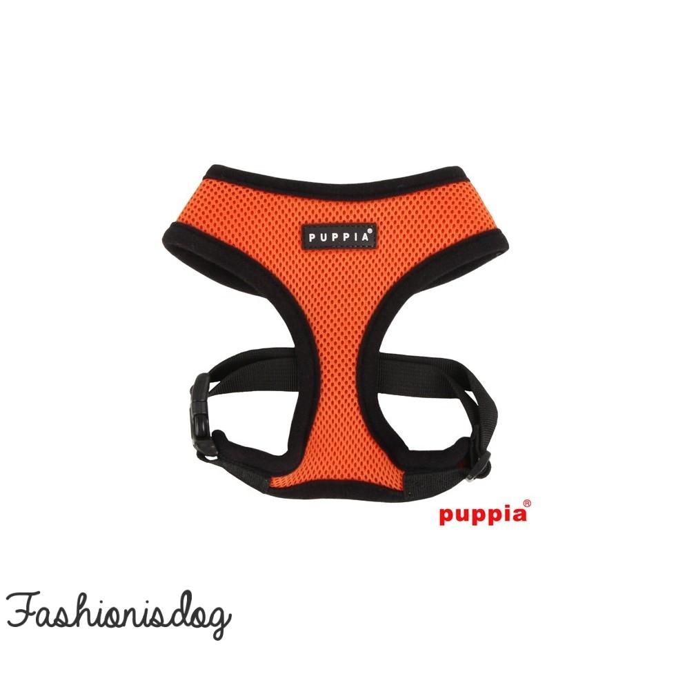 Harnais Puppia Soft Harness orange