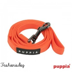 Laisse Puppia Two-Tone orange