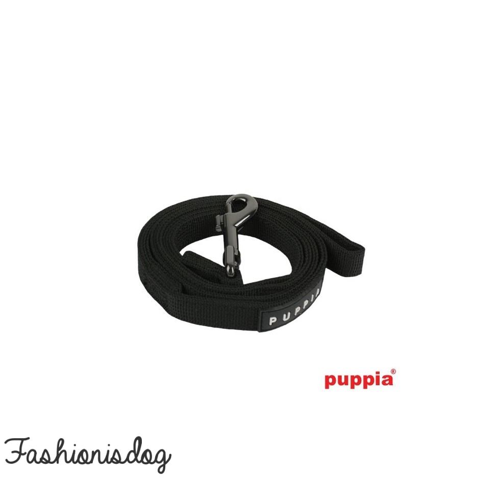 Laisse Puppia Two-Tone noire