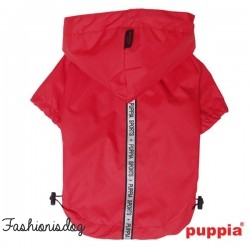 Imper Puppia Base Jumper (Raincoat) rouge