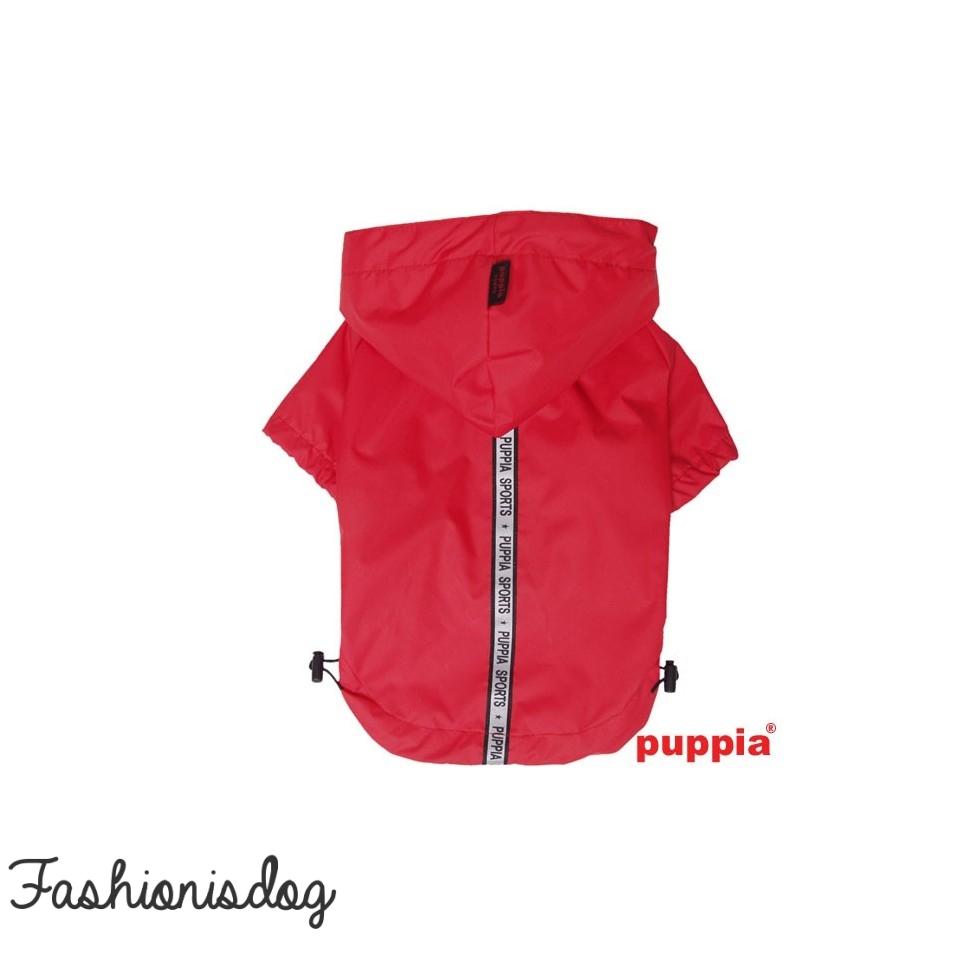 Imper Puppia Base Jumper (Raincoat) rouge