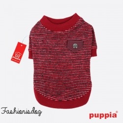 Sweat Puppia Ranger rouge