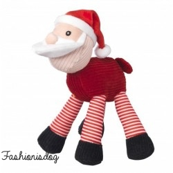 Jouet Santa plush House of Paws